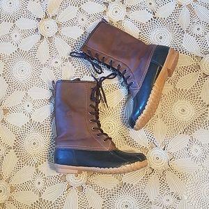 Sporto duck boots cuties
